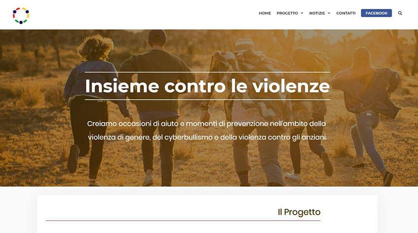 Progetto - Insieme contro le violenze