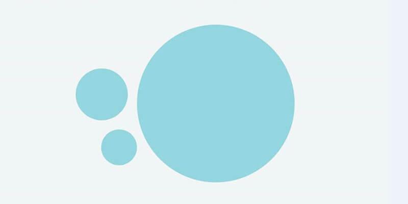 Dimensione gerarchia visuale web-design