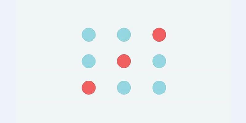 allineamento gerarchia visuale web design