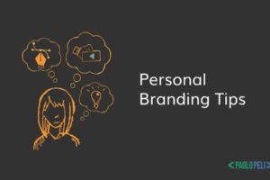 8 Tips per costruire il tuo Personal Brand su Internet