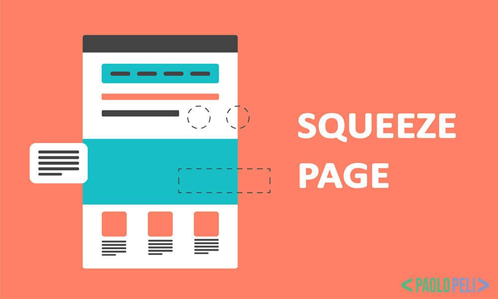 La squeeze page perfetta: tra studio del mercato ed un copy ideale