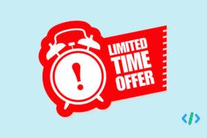 """Guida completa sull'utilizzo di un' """"offerta a tempo limitato"""" per ottimizzare le conversioni"""
