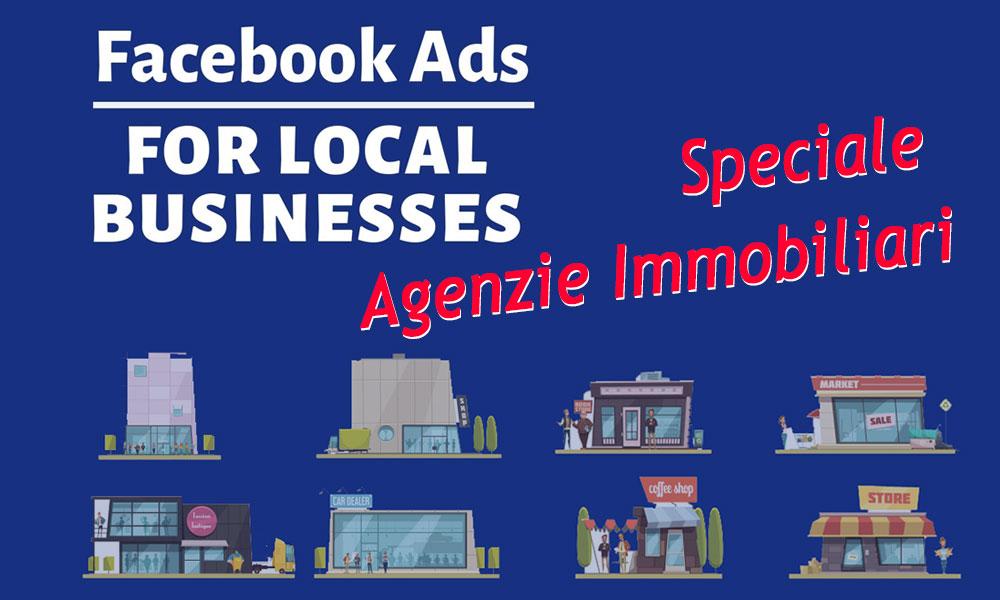 Promuovere un Agenzia Immobiliare con Facebook Advertising