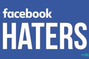 Haters su Facebook, prevenire è meglio che curare