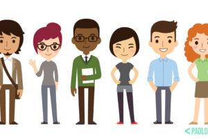 """L'identificazione delle Personas nella strategia di digital marketing: il """"Modello Buyer Personas"""""""